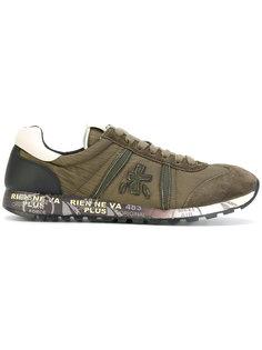 кроссовки со шнуровкой Premiata
