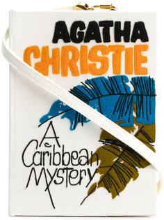 клатч-книгаCaribbean Mistery Olympia Le-Tan