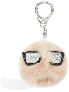 брелок для ключей K/Ikonik Karl Lagerfeld