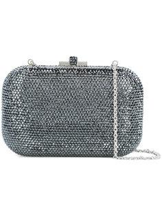 мини-сумка с замком-защелкой Judith Leiber Couture