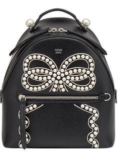 маленький рюкзак с бантом Fendi