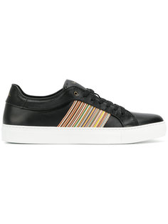 кроссовки с полосками по бокам Paul Smith