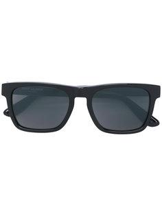 солнцезащитные очки с прямоугольной оправой Saint Laurent Eyewear