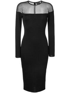 приталенное платье  Tom Ford