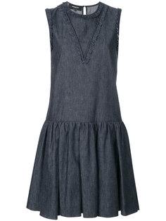 джинсовое платье  Rochas