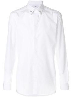 классическая рубашка с заклепками в форме звезд Givenchy