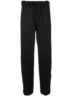широкие спортивные брюки  Valentino