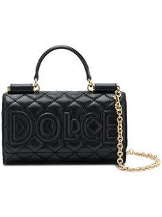 мини-сумка Von Dolce & Gabbana
