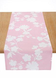 Дорожка для стола Бирте (розовый) Bonprix