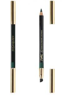 Crayon Yeux Карандаш для глаз №5 Deepest Green YSL Saint Laurent