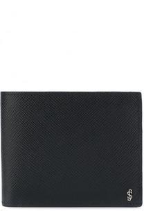 Кожаное портмоне с отделениями для кредитных карт Serapian