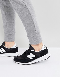 Черные кроссовки New Balance 420 Revlite MRL420SZ - Черный
