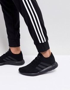 Черные кроссовки adidas Originals Swift Run Primeknit CQ2893 - Черный