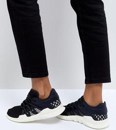 Женские черные кроссовки adidas Originals EQT Racing Adv - Черный