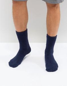 Темно-синие слиперы-носки ASOS - Мульти