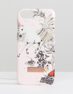 Чехол для iPhone Ted Baker Enchanted Dream - Розовый