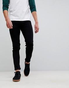 Черные джинсы скинни Only & Sons - Черный