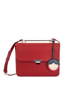 Красная сумка Elisir Furla