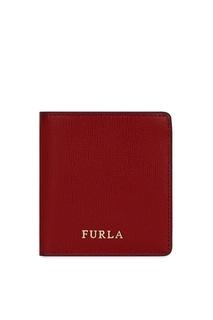Красный складной кошелек Babylon Furla