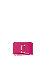 Кожаный бумажник small standard - Marc Jacobs