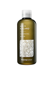 Очищающая вода back to iceland - Thank You Farmer Be Beautiful Natural BB Cream