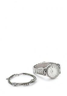 Комплект часы и браслет Fossil