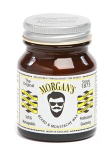 Воск для бороды и усов Morgans