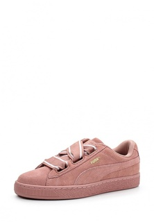 Кеды PUMA Suede Heart Satin II Wn s