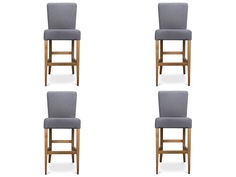 """Комплект из 4 стульев """"Pall"""" My Furnish"""