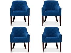 """Комплект из 4 стульев """"Lexington"""" My Furnish"""