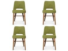 "Комплект из 4 стульев ""Aksel"" My Furnish"
