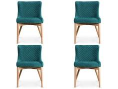 """Комплект из 4 стульев """"Bregel"""" My Furnish"""