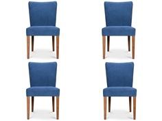 """Комплект из 4 стульев """"Seth"""" My Furnish"""