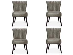 """Комплект из 4 стульев """"Uppsala"""" My Furnish"""