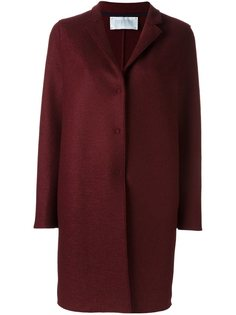 пальто на кнопках  Harris Wharf London