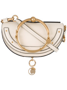 сумка на ручке-браслете Nile Minaudière Chloé
