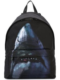 рюкзак с принтом акулы Givenchy