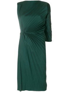 платье со сборкой  A.F.Vandevorst