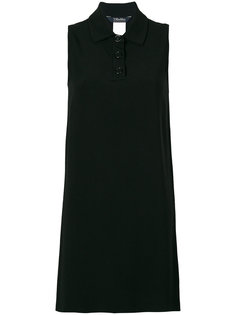классическое платье-шифт S Max Mara