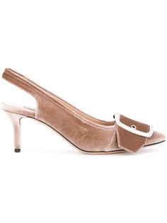 туфли-лодочки Echo с открытой пяткой Casadei