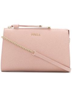 сумка на плечо с логотипом Furla