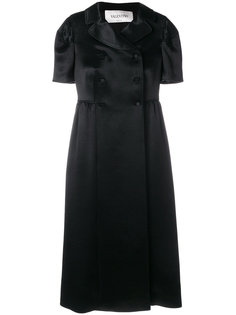 платье на пуговицах  Valentino