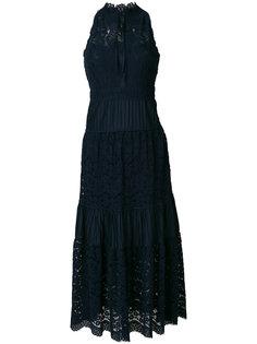 платье Lunar с кружевными панелями Temperley London