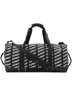 дорожная сумка с принтом логотипа Gosha Rubchinskiy