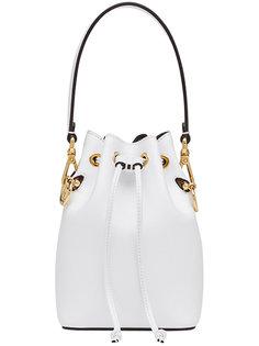 маленькая сумка с завязкой на шнурке Fendi