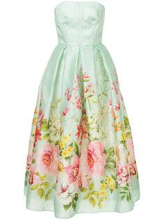 платье с вырезом-сердечком Lotus Bambah