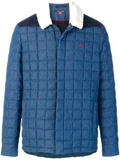 лыжная стеганая джинсовая куртка Perfect Moment