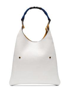 сумка-хобо на плечо Marni