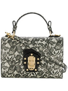 кружевная сумка на плечо Lucia Dolce & Gabbana