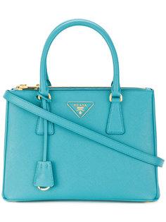 средняя сумка-тоут Galleria Prada